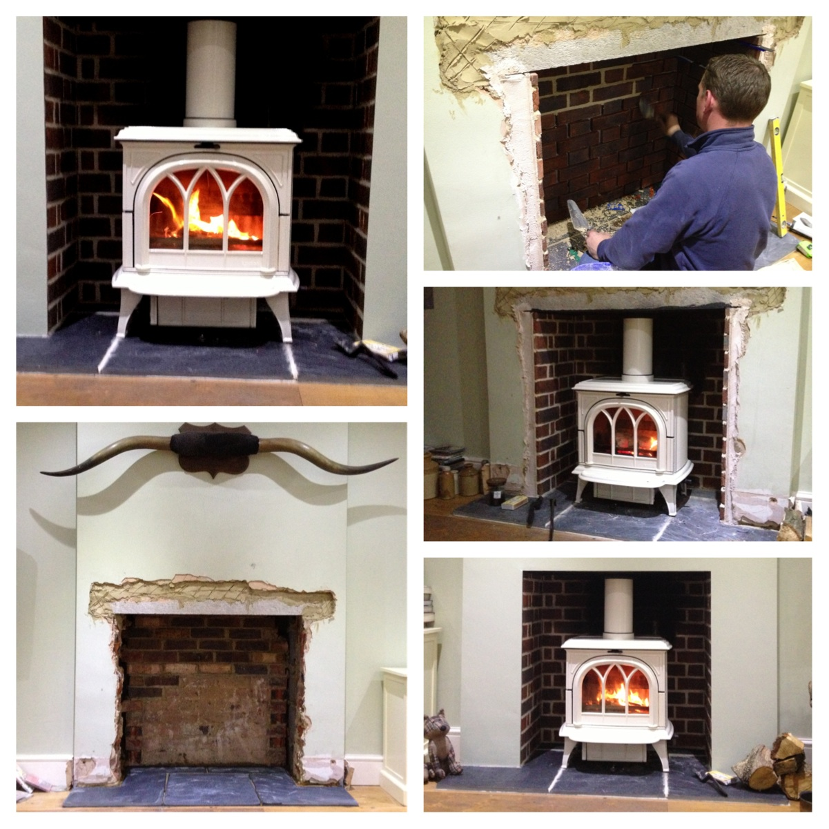 Kitchen Stove Installation Guide: Examples Of Our Work - FireCrest