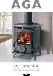 Aga Stoves Brochure