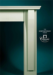 Classic Mantels Contemporary Collection Brochure