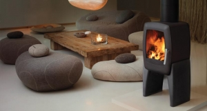 Nordpeis Stoves Smarty Concrete