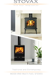 Stovax Stoves brochure