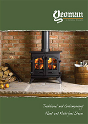 yeoman wood burning stoves brochure