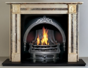 Classic Mantels Marble Fireplace Brochure