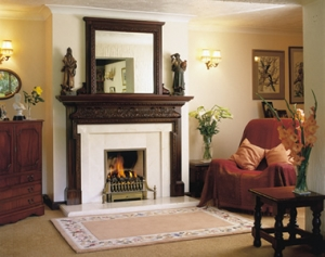Classic Mantels Traditional Fireplaces