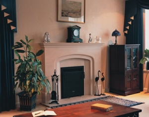 Classic Mantels Stone fireplaces Brochure